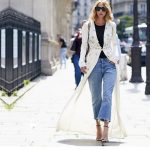 How to wear a silk robe coat? 9 best street style ideas