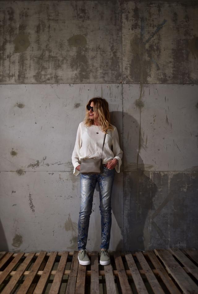 Celine trio blogger style