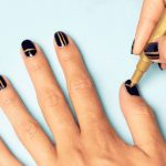 Three nail art hacks for graphic nails you will love