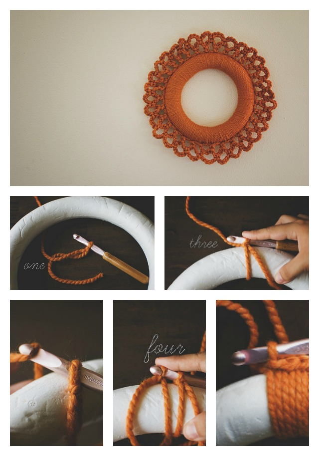 crochet-simple-statement-wreath