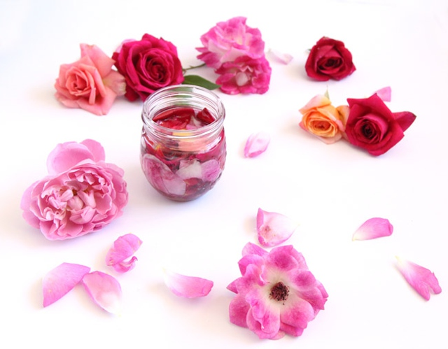 flower lamps mason jar