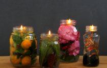 Astonishing Mason Jar (Candle) Oil Lamp