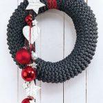 Christmas Decor Ideas DIY Statement Wreath