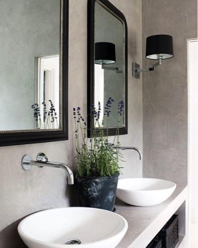 mirrors bathrooms