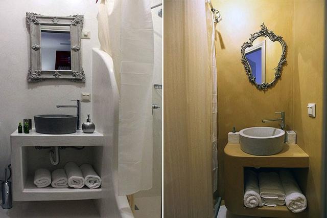 mirrors sink