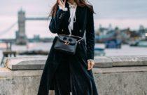 Best Fashion Week Street Style London Calling back