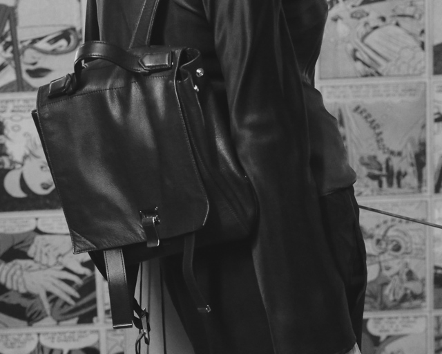 Proenza Shouler back pack