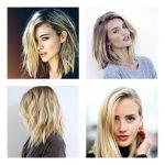 Spring Hairstyle Inspiration // Wavy Long Bob LOB