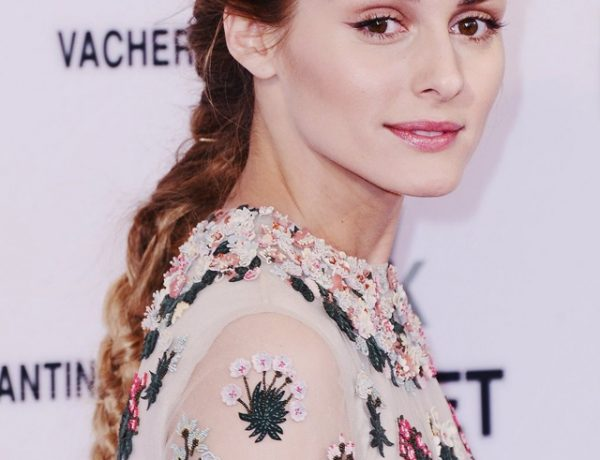 Olivia palermo braid