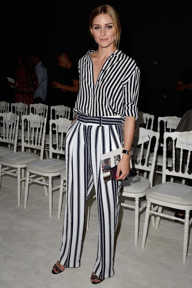 Olivia stripes