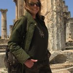 Temple of Aphaia // Comfy Travel Outfit Army Style