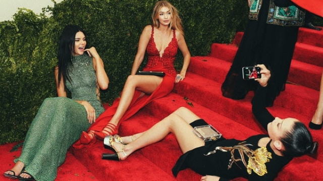 GIGI HADID kendal bella, photogenic