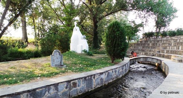 Holy Baptistery of Agia Lydia
