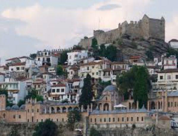 old city Kavala