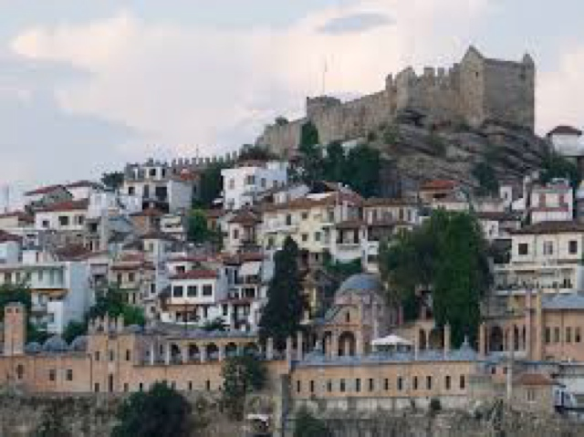 old city Kavala