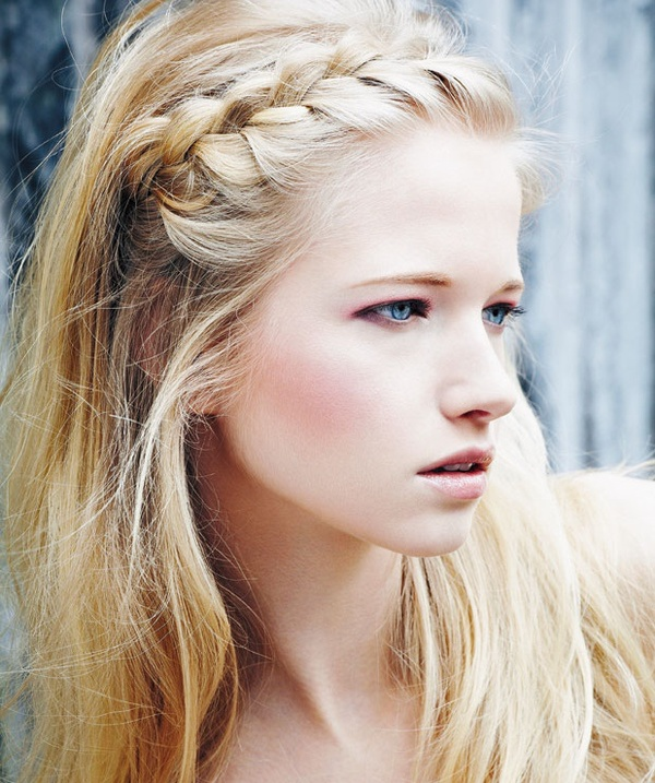 summer-hairstyles braids
