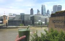 Yummy Green Detox Smoothie