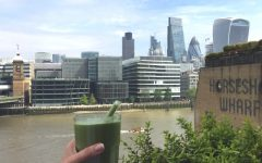 Green Juice Thames London