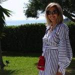 Shirt dress // More stripes