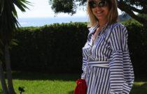 Shirt dress // More stripes
