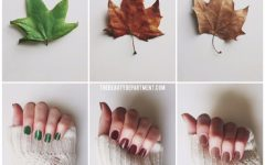 fall leeves earthy tones