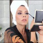 Victoria Beckham X Estee Lauder  makeup // The London Look tutorial