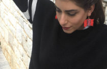Gift Ideas // Hand made earrings by Niki Svolou
