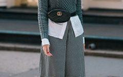 Belt bag with jumper