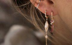 pretty ear piercings