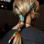 11 ideas to tie a scarf on your head
