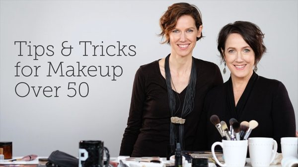 Tips and Tricks for Makeup Over 50
