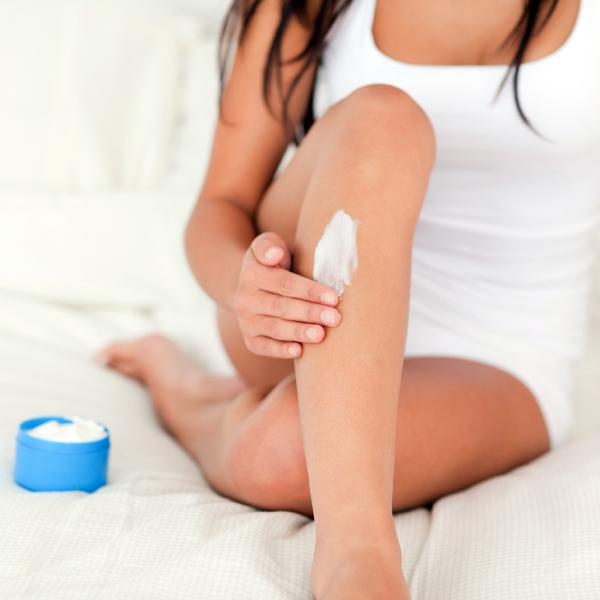 legs moisturizers