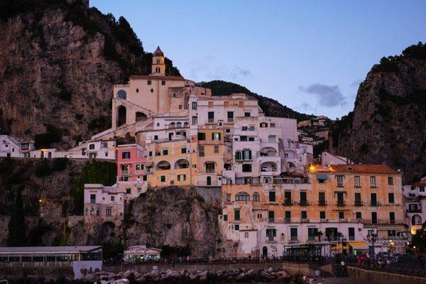 Florals On The Amalfi Coast
