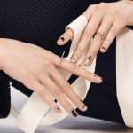 7 chic graphic nail art minimalist  ideas