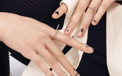 Negative Space Nail Art To Show Your Manicurist