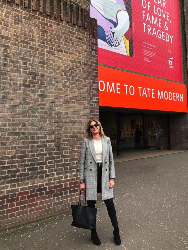 Nina Papaioannou Tate Modern
