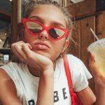 11 stylish ways to wear cat-eye sunglasses