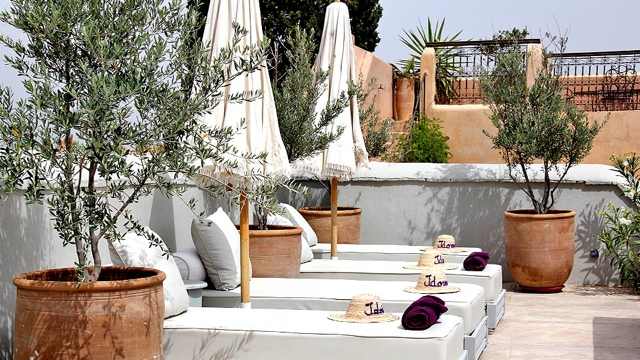 Marrakesh roof top