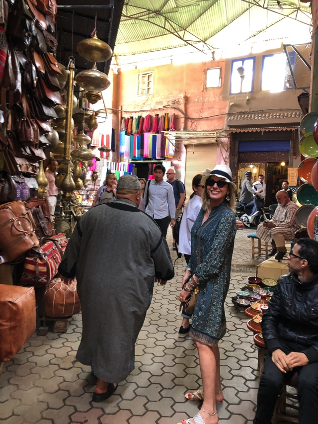 visit Medina souks