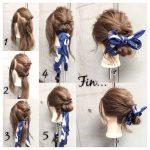 3 new ways to wear head scarves