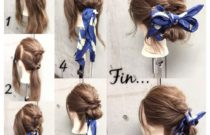 3 new ways to wear head scarves