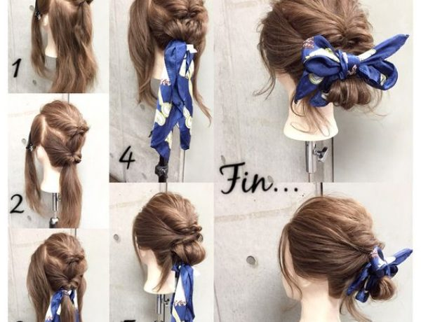 HAIRSTYLE TUTORIALS Archives - TrendSurvivor