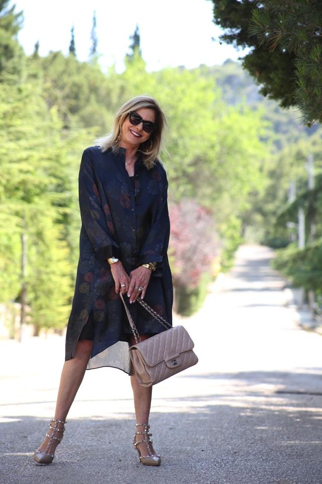 Eva trends -Trendsurvivor silk dress 06