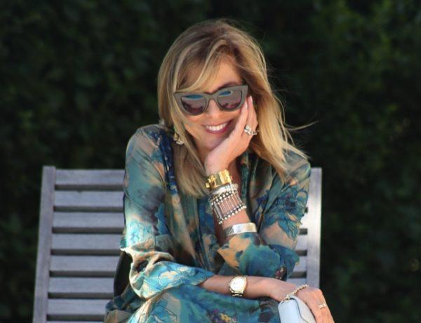 Eva trends -Trendsurvivor silk flower dress 04