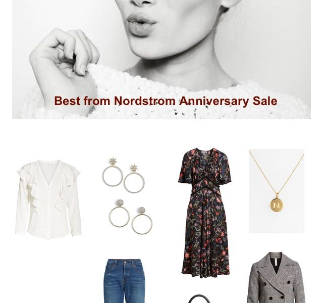 Best of Nordstrom Anniversary sale 2018