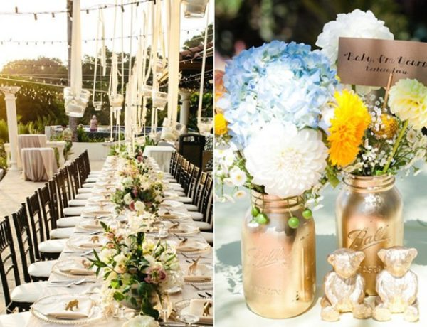 Décor Tips for the Perfect Outdoor Event