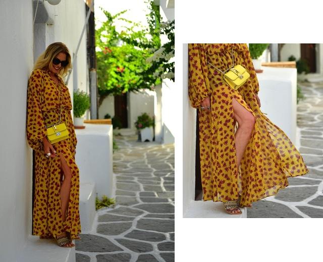 Summer Trendsurvivor floral dress