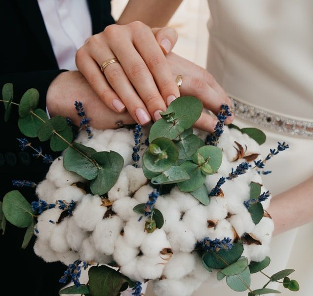 Cool Wedding Ring Trends