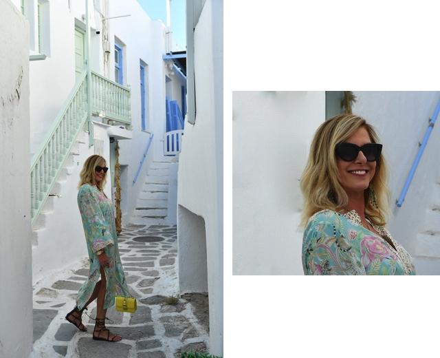 Greek Island style