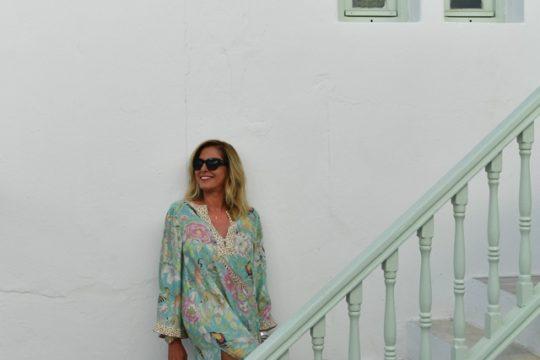 Nina Papaioannou Trendsurvivor Paros Naousa Summer